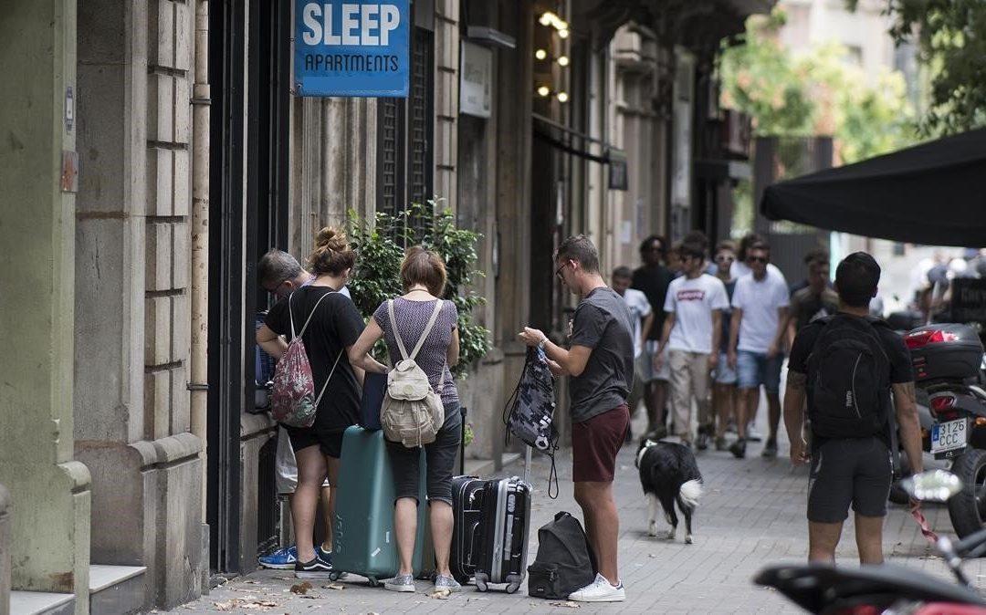 Las claves de los pisos turísticos en Madrid con el plan de Carmena